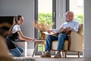 Huishoudhulp senioren
